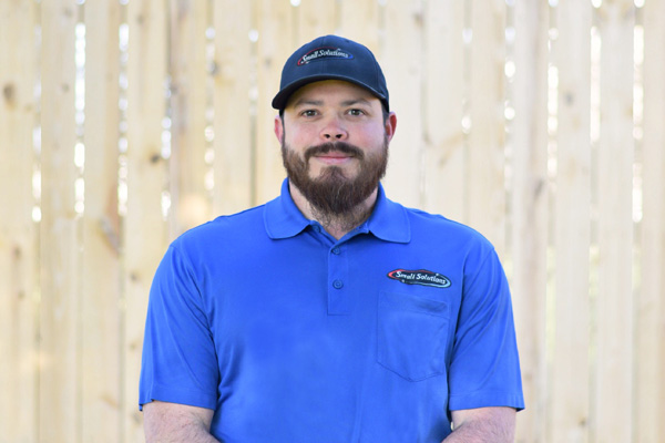 Jason Marple HVAC Duct Cleaning Team Service Manager