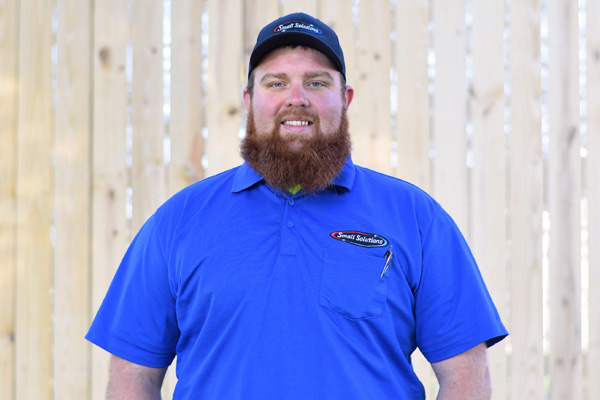 Tyler Roberts HVAC Duct Cleaning Technician
